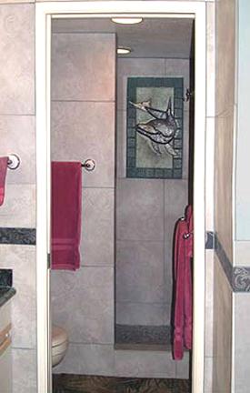 Hand cut stone art tile murals and wall art sculptures 3d for Dolphin tile mural